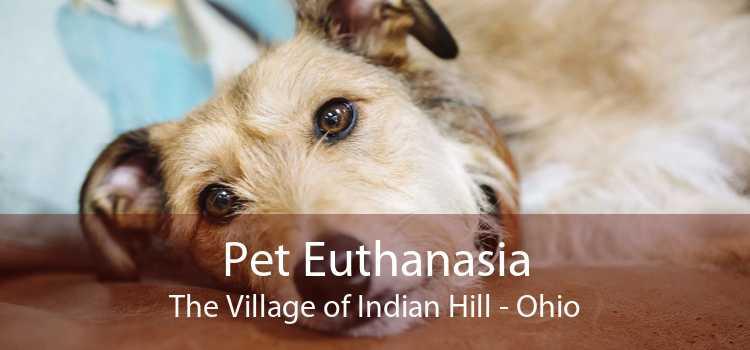 Pet Euthanasia The Village of Indian Hill - Ohio